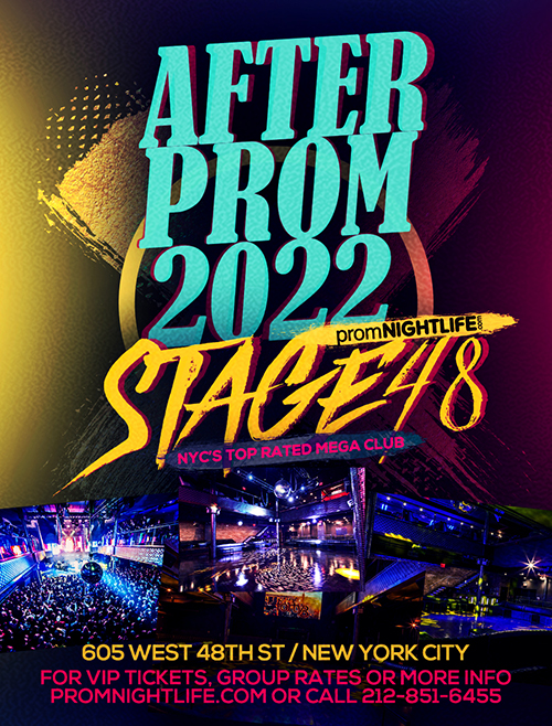 Stage 48 After Prom