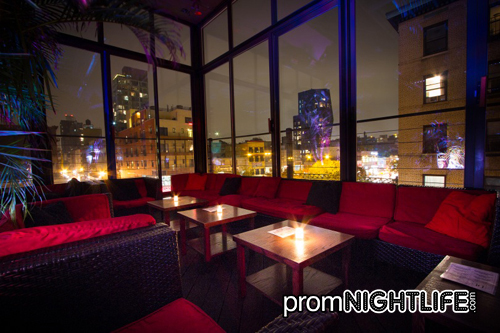 DL Rooftop Terrace New York