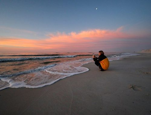 Watch the Sunrise on the Beach After Prom Night